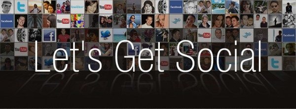FB Header - Let's Get Social