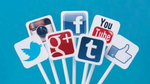 Houston Social Media Icons