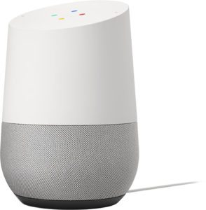Google Home - Voice Search