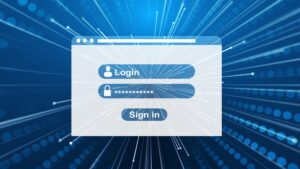 login screen help avoid scam tips from digital marketing agency